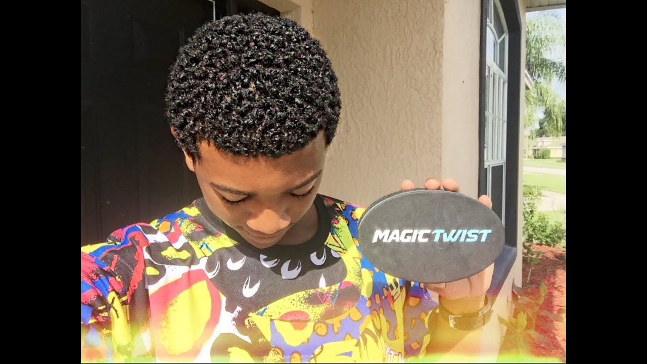 curls with magic twist