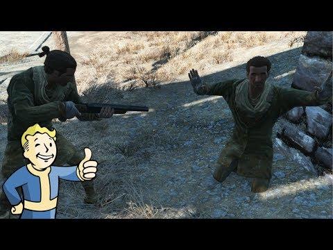 A SYNTH?   Fallout 4 PS4 Pro Vanilla Survival Mode   12