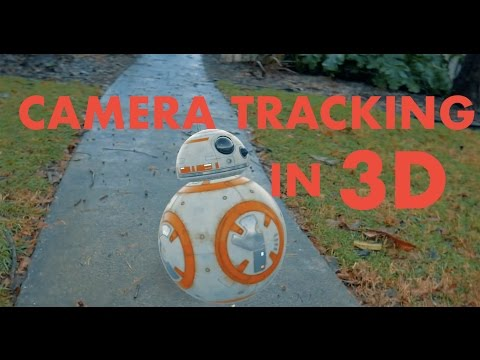 3D Camera Tracking in AFTER EFFECTS Tutorial