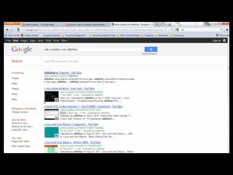 Youtube Hacks 101: How To Search Youtube Videos By Date
