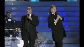 К.Аванесян и Г.Гагуа на юбилее К.Орбелян...