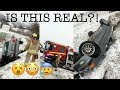 Fahrefilms Crashes Bmw E36!! Actual Footage!