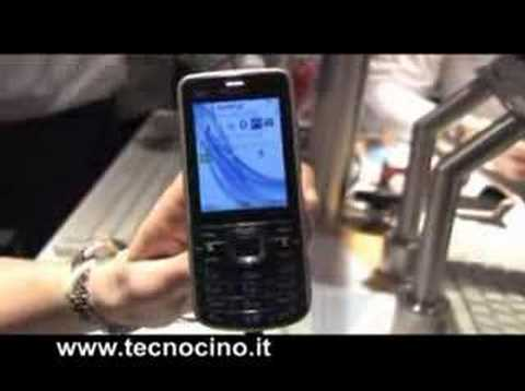 Video Nokia 6220 Classic - test e prova al MWC 2008