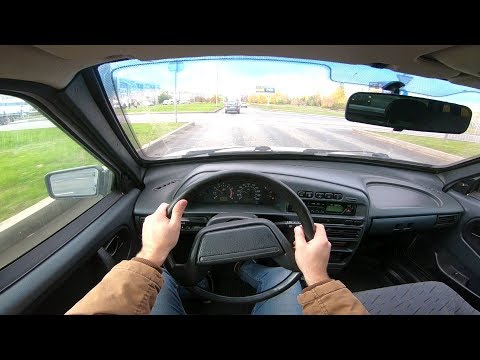 2011 ВАЗ 2115 Samara POV Test Drive