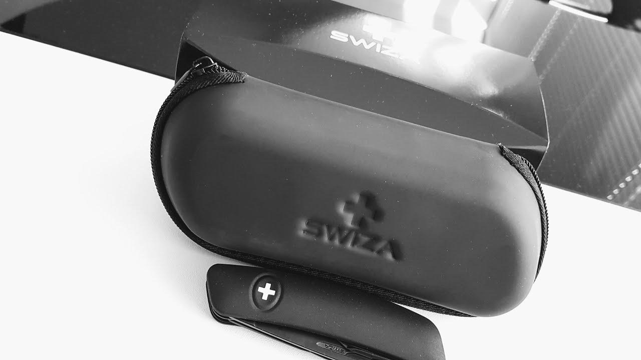 66205ae5073 Swiza D03 - all black - YouTube