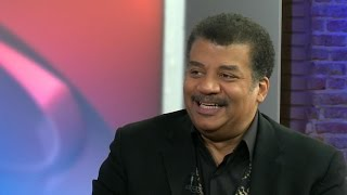 Neil deGrasse Tyson's plan to save humanity