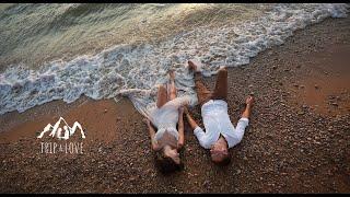 Свадьба для двоих в Крыму, горы, страсть, море