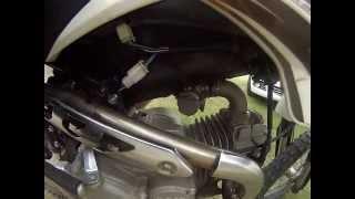 bruit moteur yx