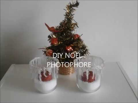 diy photophore pour no l youtube. Black Bedroom Furniture Sets. Home Design Ideas