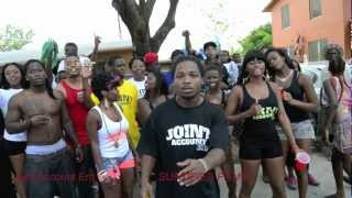 JOINT ACCOUNT ENT BEHIND THE SCENE VIDEO SHOOT FOR IM GO GETTA
