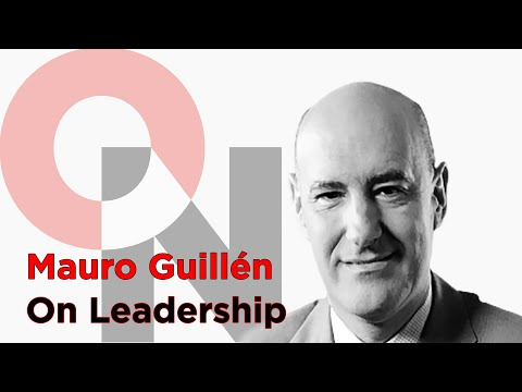 Women's Reach in the Year 2030 | Mauro Guillén | FranklinCovey clip