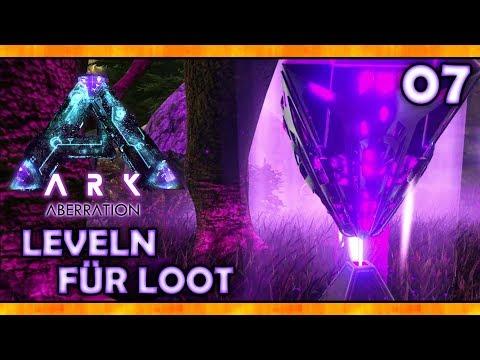 ARK ABERRATION Deutsch #07 Leveln für LOOT | Let's Play Deutsch | Gameplay German