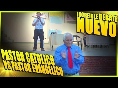 PASTOR EVANGÉLICO VS PADRE LUIS TORO DEBATE 🇦🇷 LUZ DEL MUNDO - CITA CON LA VIDA