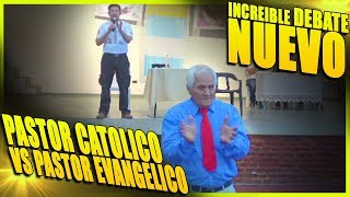 PASTOR EVANGÉLICO VS PADRE LUIS TORO DEBATE ???????? LUZ DEL MUNDO - CITA CON LA VIDA