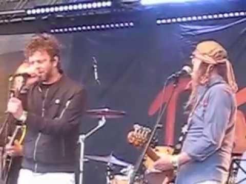 Dag Vag med Mattias Hellberg & Nikke Ström-Snorbloos Live@Mosebacke 2014-06-18