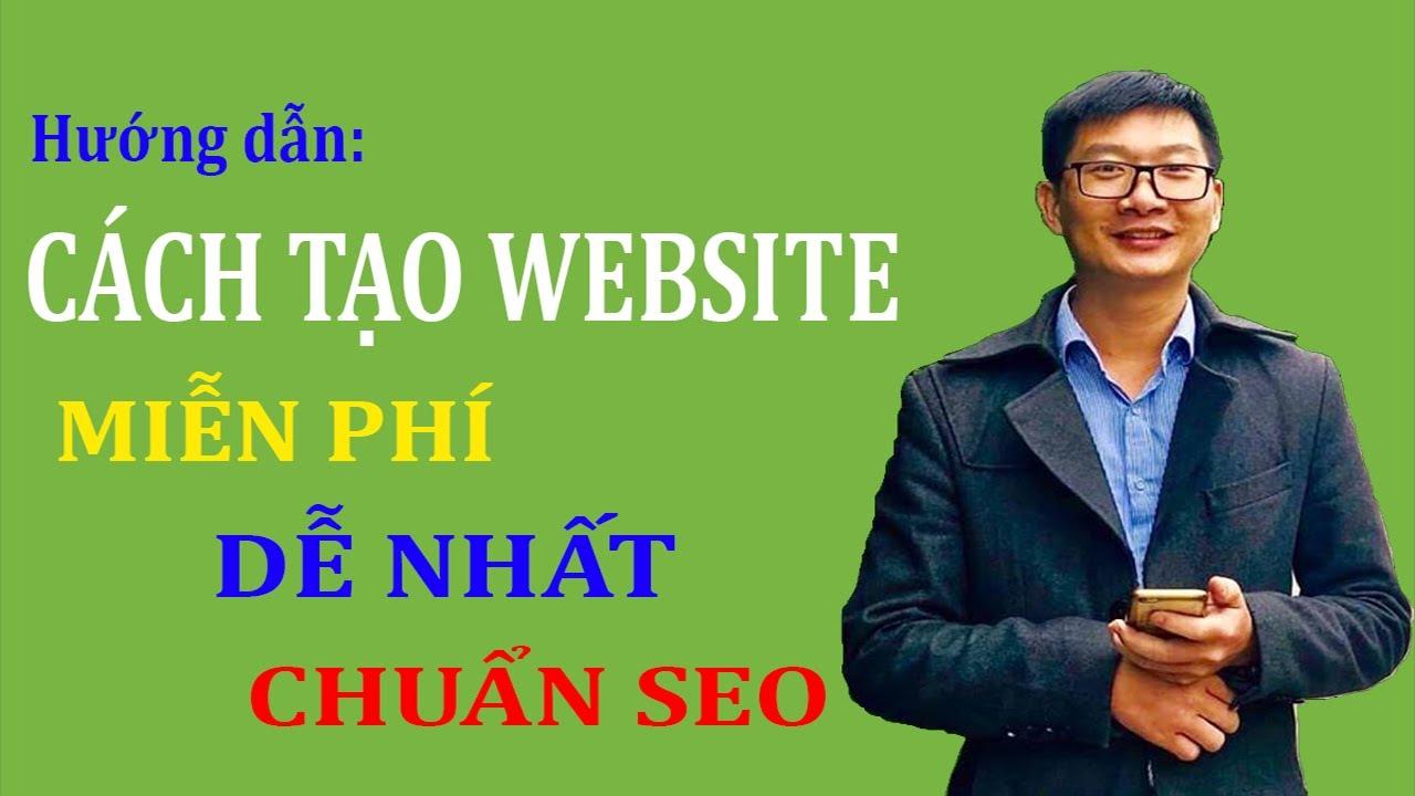 Cách Thiết Kế Website Tin Tức Miễn Phí | Trương Đình Nam