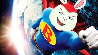 Bionic Bunny Returns (Superman Parody Trailer)