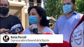 Prensa.com: Exprocuradora Porcell consigna fianza para detener el secuestro de sus bienes.