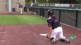 Taylor Holder - PEC - RHP - Crescent Valley HS (OR) - July 9, 2018