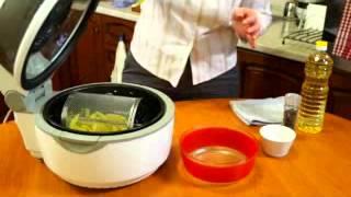 Видеорецепт: Картошка фри в печи Делимано 3Д