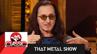 Video That Metal Show | John Petrucci, Geddy Lee: That After Show | VH1 Classic download MP3, 3GP, MP4, WEBM, AVI, FLV Oktober 2018