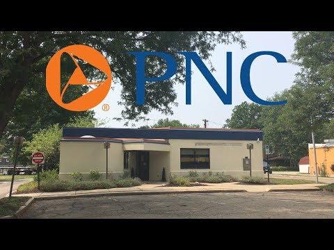 ABANDONED PNC BANK