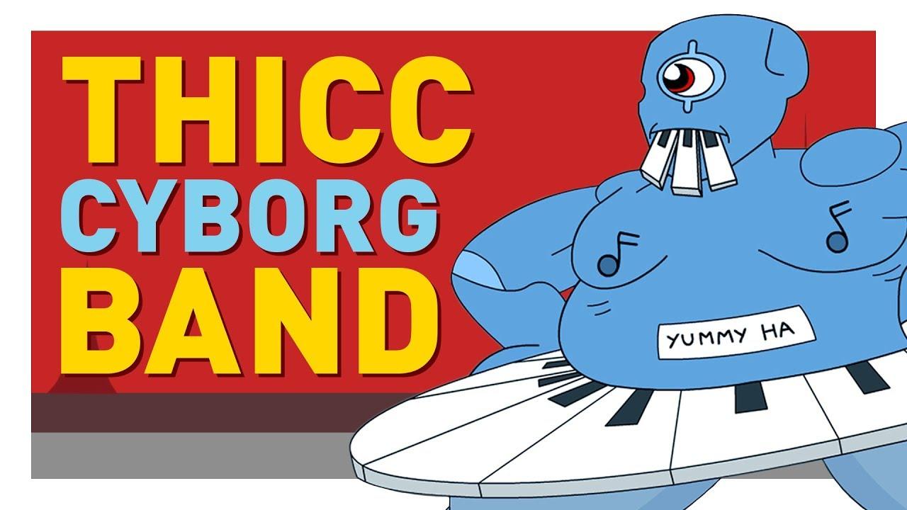 Thicc Cyborgs (featuring Rekha)
