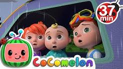 Rain Rain Go Away | +More Nursery Rhymes & Kids Songs - CoCoMelon