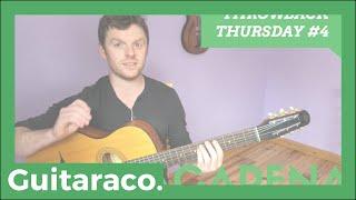 TBT #4 - MACARENA - GUITAR LESSON