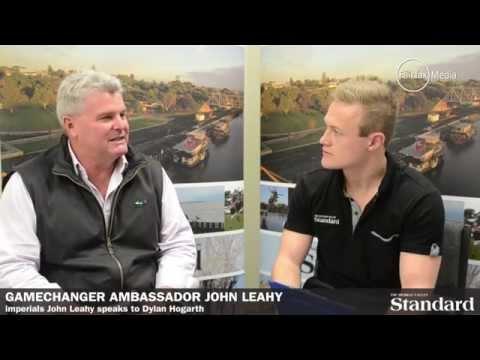 john leahy interview