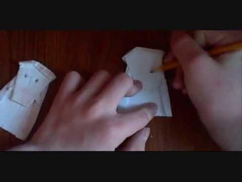 SF Brioboy1s kit fisto and mace windu instrux | Origami, Origami ... | 360x480