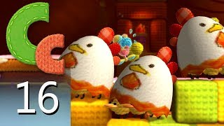 Yoshi's Woolly World – Episode 16: Miss Cluck the Insincere