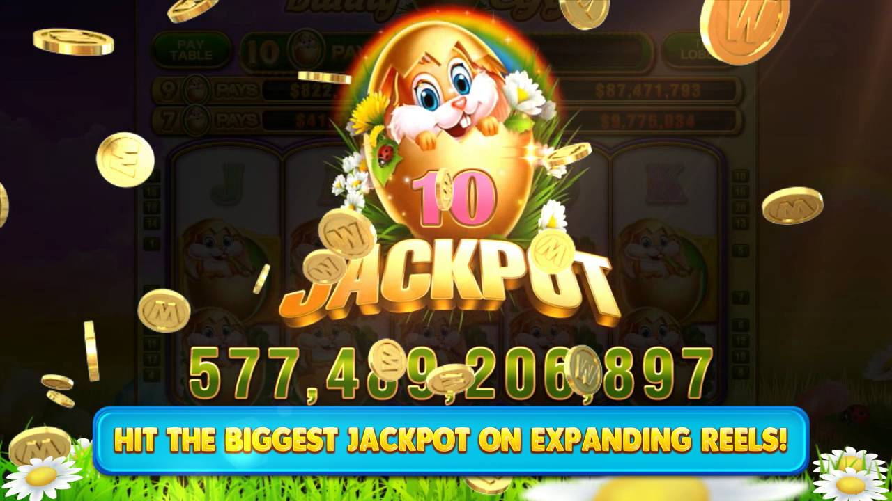 New game on doubleu casino bunny eggs slot youtube thecheapjerseys Choice Image