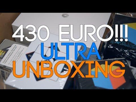 430€ ULTRA UNBOXING! von Cubikon.de   Dezember 2019