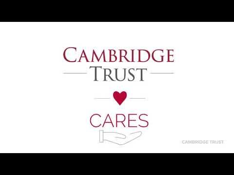 Cambridge Trust  Cares