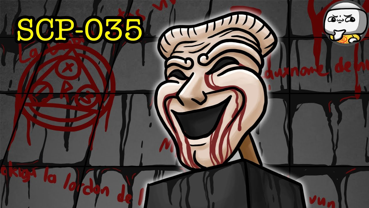 Download SCP-035 Possessive Mask (SCP Animation)