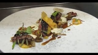 Mickael Viljanen The Green House Dublin, Creates Foie Gras, Roasted Pigeon & Chocolate Recipes