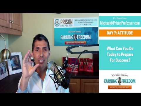 Bureau of Prisons Reentry Program: Attitude