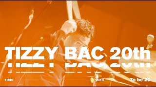 Tizzy Bac 20週年「鐵之貝克 XX」演唱會CF