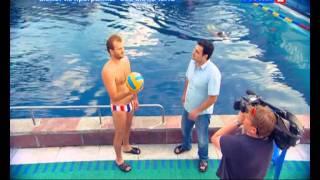 Ничего себе! Тренер по водному поло Виталий Квасов