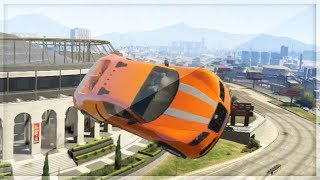 GTA 5 STUNTS - Stunting For Dummies - [Episode 7]