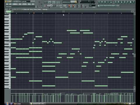 Timbaland ft Katy perry  If we ever meet again piano version on FL Studio + download link!