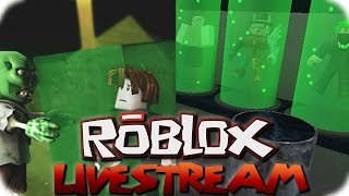 Roblox Murder Mystery With SB737 Live Stream