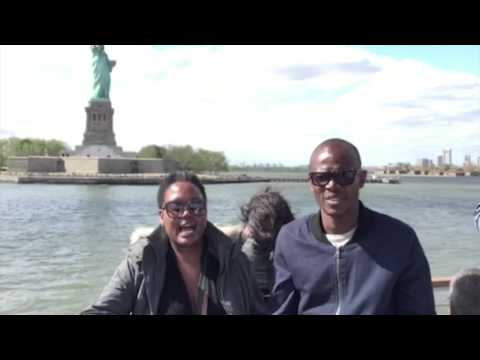 947 Breakfast Xpress in NYC: Sightseeing Statue of Liberty