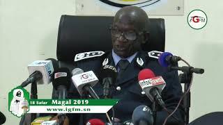 Magal Touba 2019 : Déjà 703 malfaiteurs arrêtés