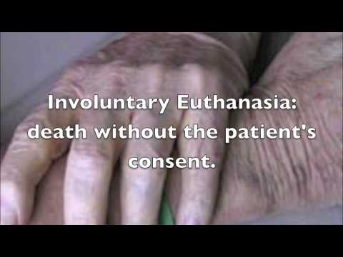 euthanasia an ethical dilemma The topic of euthanasia gives rise to a host of ethical questions including  479  dieter giesen, dilemmas at life's end a comparative legal perspective, in.