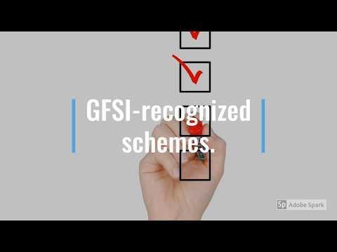 Introduction to BRC, IFS, SQF, FSSC 22000