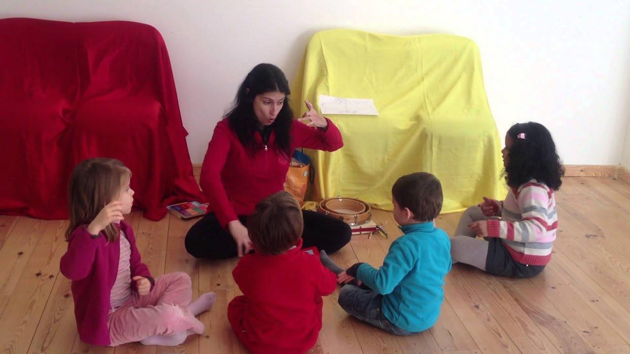 Página 3 De 5: Aula De Música Para Crianças 3 Aos 6 Anos