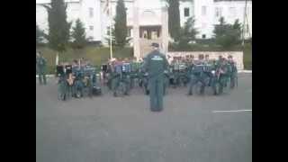 ԱԻՆ նվագախումբը ԼՂՀ-ում(оркестр МЧС)№2