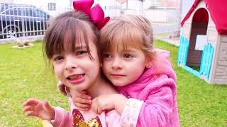 GANHEI UM TRATOR DE VERDADE - Unboxing And Assembling The POWER Wheel Ride on Tractor Kids car